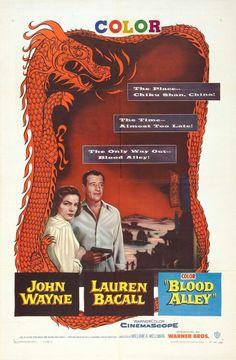 1955 - Callejón sangriento (Blood Alley) - William A. Wellman
