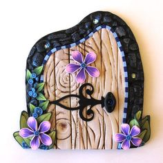 Fairy doors                                                                                                                                                                                 More