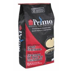 Primo's bag of All-Natural Lump Charcoal is the premium choice fuel for grills and smokers. This special blend of charcoal is free of tars and other harmful chemicals. Charcoal Uses, Lump Charcoal, Best Charcoal, Natural Charcoal, Charcoal Grill, Best Deep Fryer, Propane Cylinder, Ceramic Grill, Bioethanol Fireplace