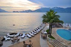 dd4d599139452 Ilha Bela - Hotel Mercedes - Que vista !!! Pousada Hotel, Litoral Norte
