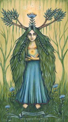 """The Seed Keeper"" - Nadia Turner"