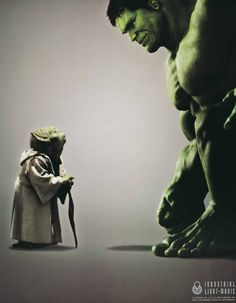 """Zen Mojo: Quote of the Moment - The Dark Side """"Anger, fear, aggression. the dark side are they. Once you start down the dark path, forever will it -dominate your jiu jitsu  -zen yoda"""