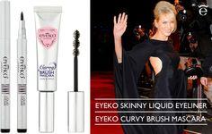 Eyeko Skinny Mini Eyeliner and Curvy Brush Mascara