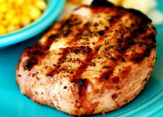 """""""These are SO SIMPLE, yet so good - they taste just like steak! The chops can also be broiled in the oven."""""""