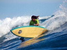 Railing. Paddle Surf HAwaii