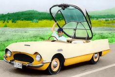 Toyota Sports Protype 697cc 1957