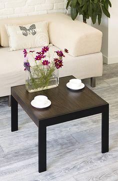 UP2U table: coffee table version - www.miloni.pl/en MILONI: wooden table, oak table, natural wood table, table design, furniture design, modern table