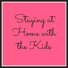 Stay at Home Mom Schedule- 2 Children, 1 Naps, Home All Day | Counselor Mom