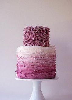 Los maravillosos pasteles de boda de Maggie Austin Cake [Fotos]