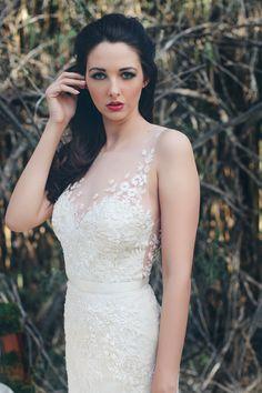 Liancarlo Wedding Gown Style 6815 | Makeup @makeupbutterfly | Photo by @brimariephoto | Gown via @destinysbridal | Floral design @kbever1959  | Location @tvranch  | Wedding Gown | Bridal Fashion | Styled Shoot | Wedding Inspiration