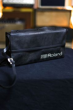 Synthesizer website dedicated to everything synth, eurorack, modular, electronic music, and more. Roland Tb 303, Electronic Music, Line, Bass, Sunglasses Case, Instruments, Rock, Vintage, Flat