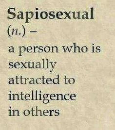 What is a sapiophile