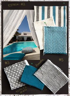 BROCHIER Sole Collection: high performance outdoor fabrics.