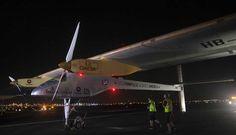 FOTOS: Solar Impulse, el avión solar que atravesó Estados Unidos