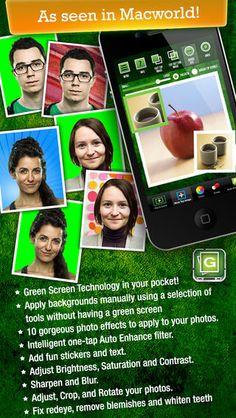 green screen app