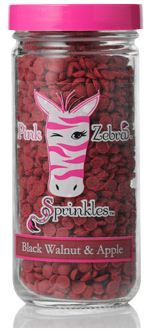 Our Pink Zebra Sprinkle scents  are made from a soft soy blend that is soy mixed with paraffin wax. Our soy is special because it is grown right here in the USA. Not only do soy candles burn cleaner, our patented fragrance method ensures that you receive 50% more yummy smells than any other candle or soy bars on the market!!  Oh yeah, did I mention they burn longer too.  Address:- 2621 La France Drive Carmichael CA 95608 USA  Phone:- 916-588-6257