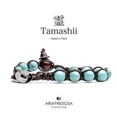Tamashii - Bracciale Tradizionale Tibetano Turchese