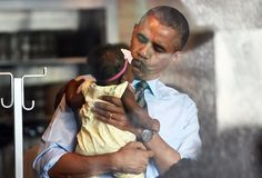 President Obama's Impossibly Cute Moments With Kids