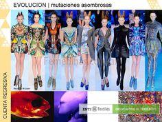 Evolucion mutaciones asombrosas extraterrestres