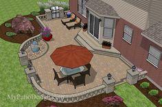 Custom Patio Design | Outdoor Living Ideas