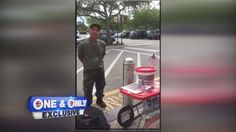 Veteran questions man allegedly posing as veteran outside grocery store | News  - Home