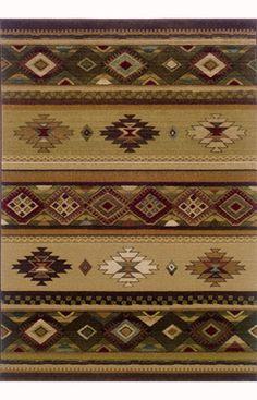 Oriental Weavers Sphinx Genesis 90J1 Tan Rug