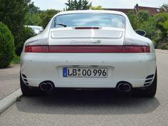 My white 996 Carrera 4S