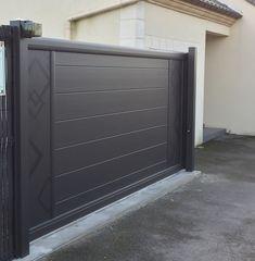 Front Gate Design, Door Gate Design, House Gate Design, Front Gates, Entrance Gates, Aluminium Gates, House Ceiling Design, Steel Gate, Decoration