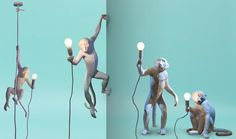 """Résultat de recherche d'images pour """"les trois de monkey lampes"""""""