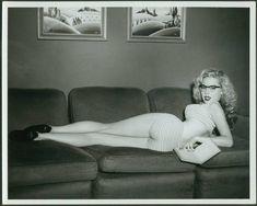 Beautiful Betty Brosmer - Imgur