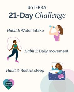 Health Goals, Health And Wellness, Mental Health, 21 Day Challenge, Health Challenge, Ab Workouts, Exercises, 28 Day Detox, Daily Challenges