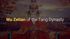 The MOST POWERFUL Woman in Chinese HistoryTerrifying female and an emperor. #womanpower #fanbingbing #news #alternativenews