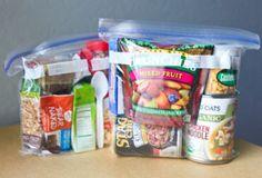 Emergency Preparedness 72 hour kits food