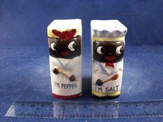 Salt and pepper vintage ;)