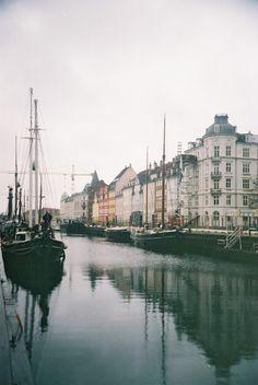 Beautiful waterway
