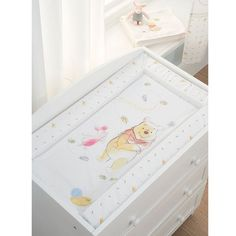 Winnie the Pooh Little Adventures Changing Mat