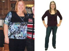 This amazing mom lost 120 pounds! Find out how she did it. #health #weightloss #fitness