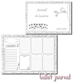 La maternelle de Laurène: Bullet Journal