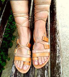 Gladiator Sandals,Leather sandals ,Greek sandals,Straps sandals,Grecian sandals, Gift for her,Summer sandals,Handmade sandals