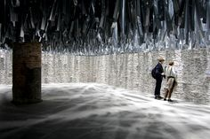 Introductory Room at Venice Architecture Biennale 2016, Venice- Italy » Retail Design Blog