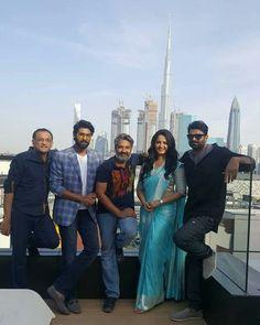 BAHUBALI Team