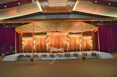 How To Select The Perfect Wedding Halls In Bangalore Wedding Decorations Pictures, Outdoor Wedding Decorations, Backdrop Decorations, Outdoor Wedding Venues, Cocktail Party Decor, Indian Wedding Theme, Decorating With Pictures, Perfect Wedding, Wedding Halls