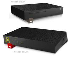 Freebox Revolution V6 !
