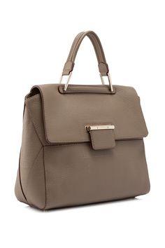 Furla Artesia Top Handle Bag Daino (Designer Colour) - FURLA
