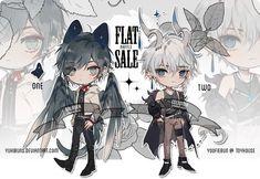 [mixed batch] raffle sale [pending] by yukibuns Anime Oc, Anime Neko, Cocoppa Play, Cute Chibi, Anime Fantasy, Love Drawings, Anime Outfits, Character Design Inspiration, Anime Characters