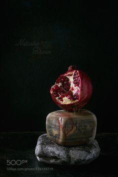 Pomegranate by NatashaBreen