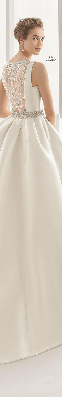 ROSA CLARÁ BRIDAL COLLECTION 2017 - DELFOS Wedding Dressses, Wedding Gowns, Gorgeous Wedding Dress, Beautiful Dresses, Wedding Disney, Evening Dresses, Prom Dresses, Bridal Boutique, Lima