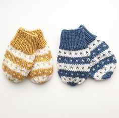 Ravelry: FanaBaby pattern by Tonje Haugli Baby Mittens Knitting Pattern, Crochet Mittens, Crochet Bebe, Knitted Gloves, Knitting For Kids, Double Knitting, Crochet For Kids, Brei Baby, Baby Girl Patterns