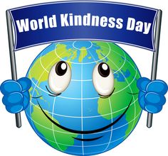 Today, November is World Kindness Day! My sincere hope is that everyone marks this day on their calendar and observes it. Sadie Hawkins Day, World Kindness Day, National Days, India Online, Tuesday Motivation, Reaching For The Stars, Days Of The Year, Online Gifts, Special Day
