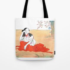 Self-portrait as a Chinese Tote Bag